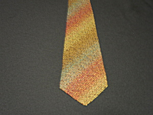 H. Griffiths & Sons Tregwynt Mills Mens Wool Tie  (Image1)