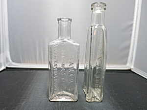 Virginia Dare And Bakers Extract Flavoring Bottle