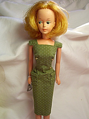 American Character Tressy Gro Hair Doll 1963