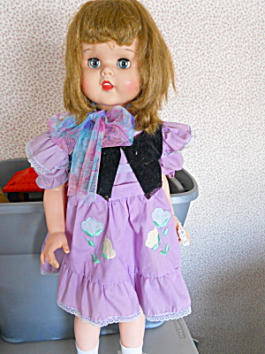 Little Miss Echo Doll 1962-63 29 Inch