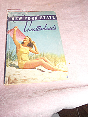 New York State Vacationlands Booket