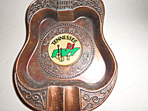 Tennessee Souvenir Guitar Ashtray (Image1)