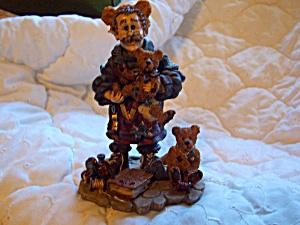 Boyds Wee Folkstone T H Bean Bearmaker Elf (Image1)