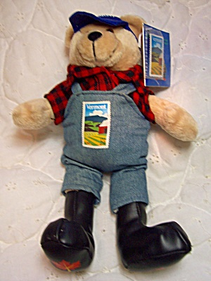 Vermont Stamp Bear 2004 Timeless Toys