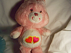 Care Bear Love A Lot 1983 Kenner