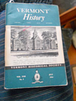Vermont History Book 1954 (Image1)