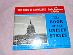The Book Of The United States Little Referenc