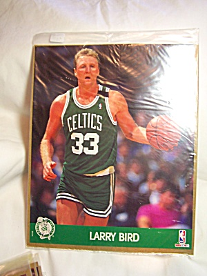 Larry Bird, Celtics Photo, NRFP (Image1)