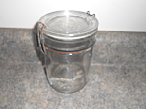 Kvlan and Onthank Victory Fruit Jar with Lid (Image1)