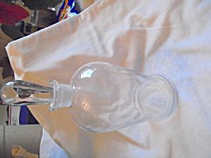 Apothecary Bottle Nineteenth Century  (Image1)