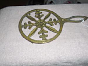 Brass Trivet Japan (Image1)