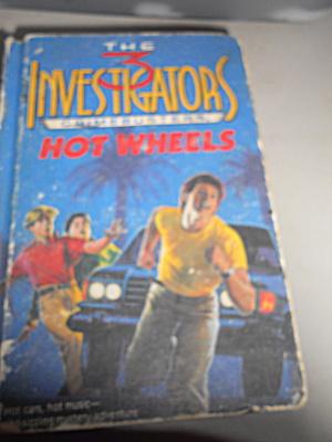 Hot Wheels The Three Investigators Crimes  (Image1)