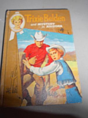 Trixie Beldon Book Mystery in Arizona 1958 (Image1)