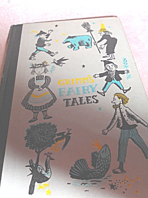Grimm's Fairy Tales Book, 1954 (Image1)