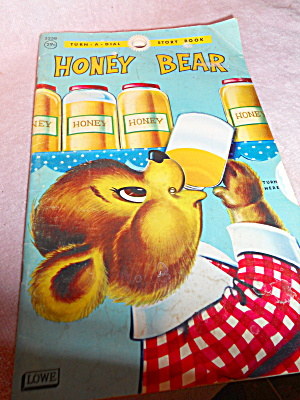 Honey Bear Turn A Dial Book, 1964 (Image1)