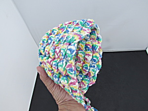 Hand Made Crochet Baby Hat 3-9 months multiple colors (Image1)