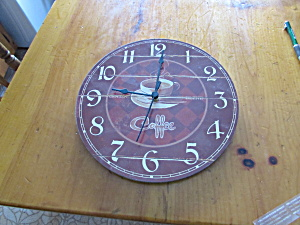 Kitchen Collection Coffee Clock 1 Aa Classic Blend