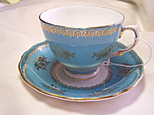 Ridgeway Colelough Bone China Cup And Saucer