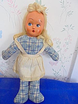 Mask Face Cloth Doll Original (Image1)