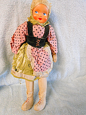 Mask Face Doll Poland 14 inch (Image1)