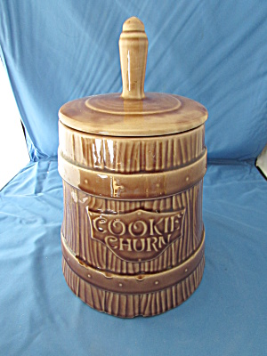 Churn Mccoy Cookie Jar Unmarked