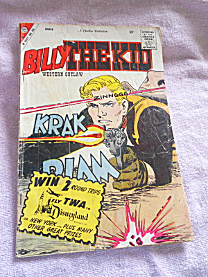 Billy The Kid Comic 1960