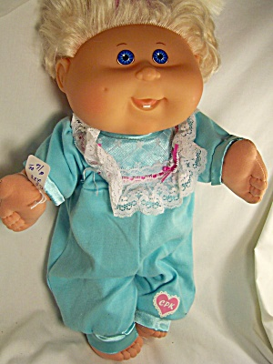 Cabbage Patch Doll Play Along Toys Battery Op (Image1)