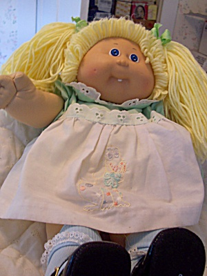 Cabbage Patch Doll Coleco 1982 (Image1)