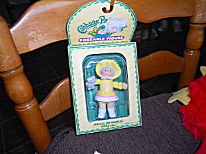 Cabbage Patch Doll Kora Jill MIB 1984 (Image1)