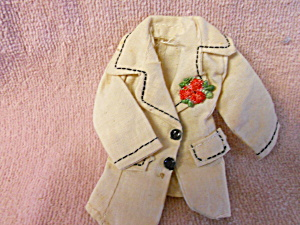 Doll Clothes Set Jacket and Skirt Barbie size (Image1)