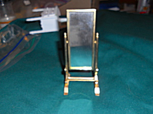 Doll House Mirror Free Standing Tilt Mirror (Image1)