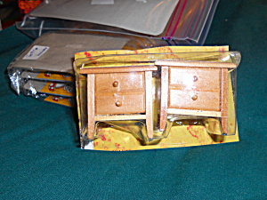 Dollhouse Furniture Night Stands Pair