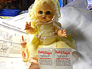 Doll Baby Magic Deluxe Topper 1966