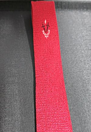 Vintage Neck Tie Masonic Freemason circa 1960s (Image1)