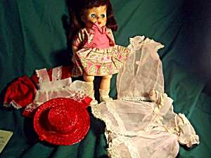 Miss America Pageant Doll, Sayco,1959 (Image1)