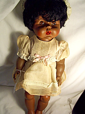 African American Sayco Doll 16 inch (Image1)