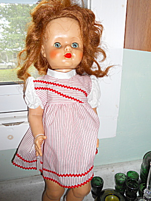 Walking Doll with Crier Regal 22 1/2 inch (Image1)