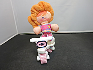 Fisher Price Smooches Doll with Bike 1987 (Image1)
