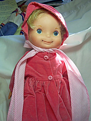 Fisher Price Mandy Doll 1978