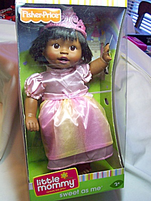 Fisher Price Mommy Doll 14 Inch Mint In Box
