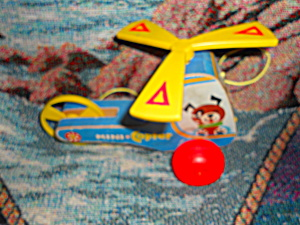 Fisher Price Mini Copter 448 1970 (Image1)