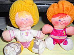 Fisher Price Smooshees Dolls Pair (Image1)