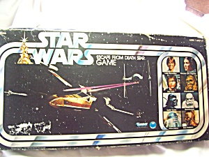 Star Wars Escape From Death Star Game Kenner  (Image1)