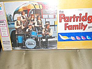 Partridge Family Game Milton Bradley 1971 (Image1)