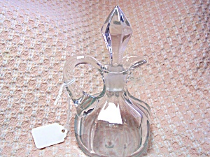 Glass Cruet Set with Stopper (Image1)