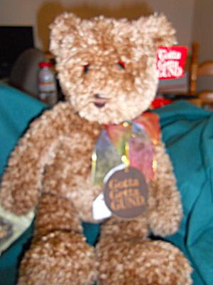 Gund Bearessence 4890 Teddy Bear  with Tags (Image1)