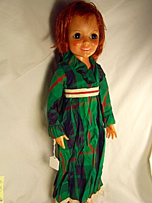 Crissy Doll Ideal 1969 Original Grow Hair (Image1)