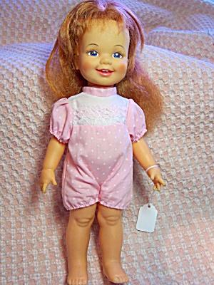 Cinnamon Grow Hair Doll Ideal 1972 Chrissy (Image1)