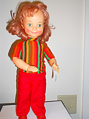 Ideal Play N Jane Doll 1971 Interactive (Image1)