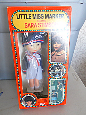 Little Miss Marker Doll Ideal 1980 (Image1)